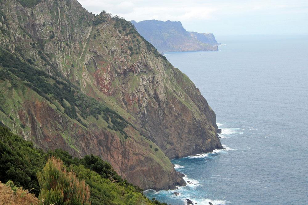 Boca do Risco uitzicht