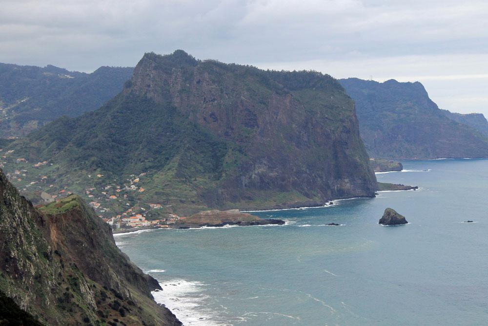 Uitzicht op Penha d'Aguia