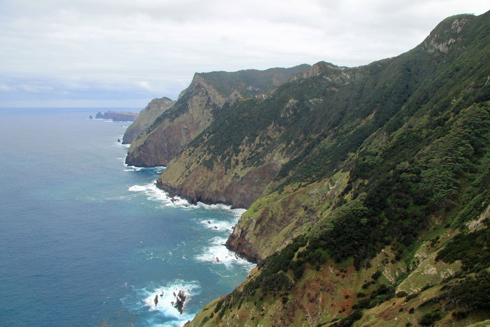 Kustpad Boca do Risco Madeira