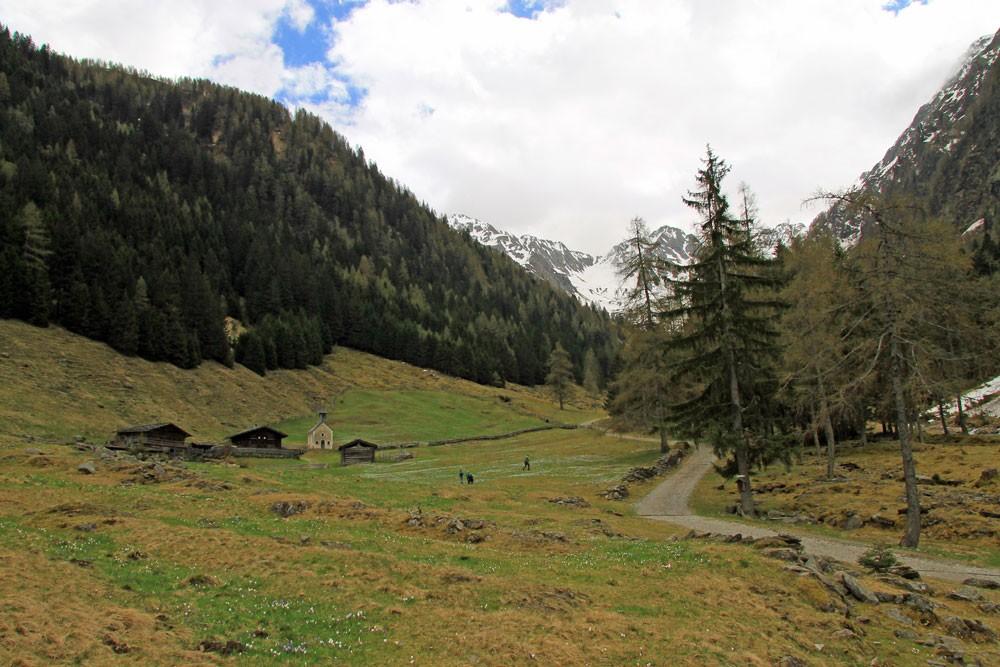 Hike Pfistradalm