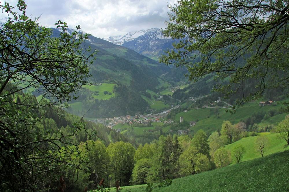 Passeiertal Zuid-Tirol