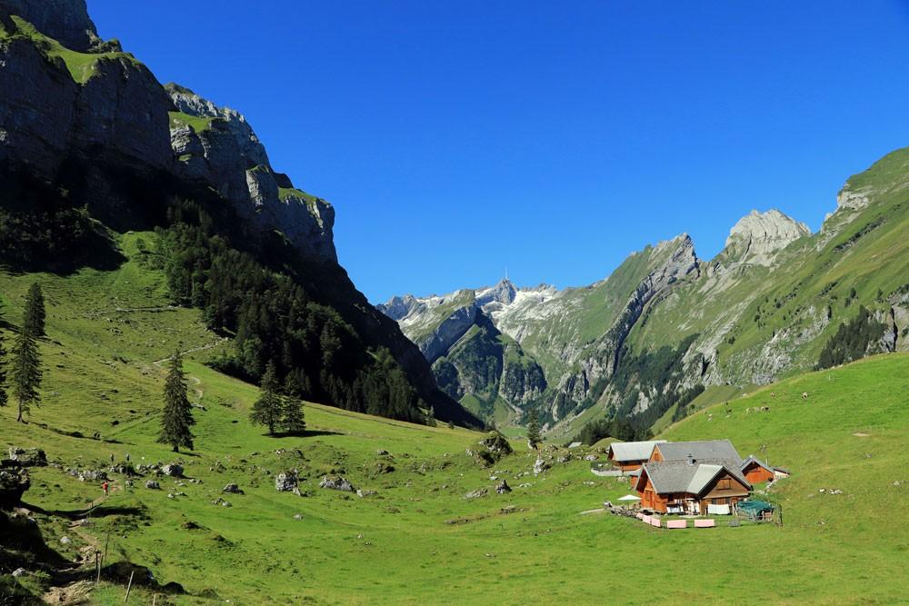 Alpsteingebergte