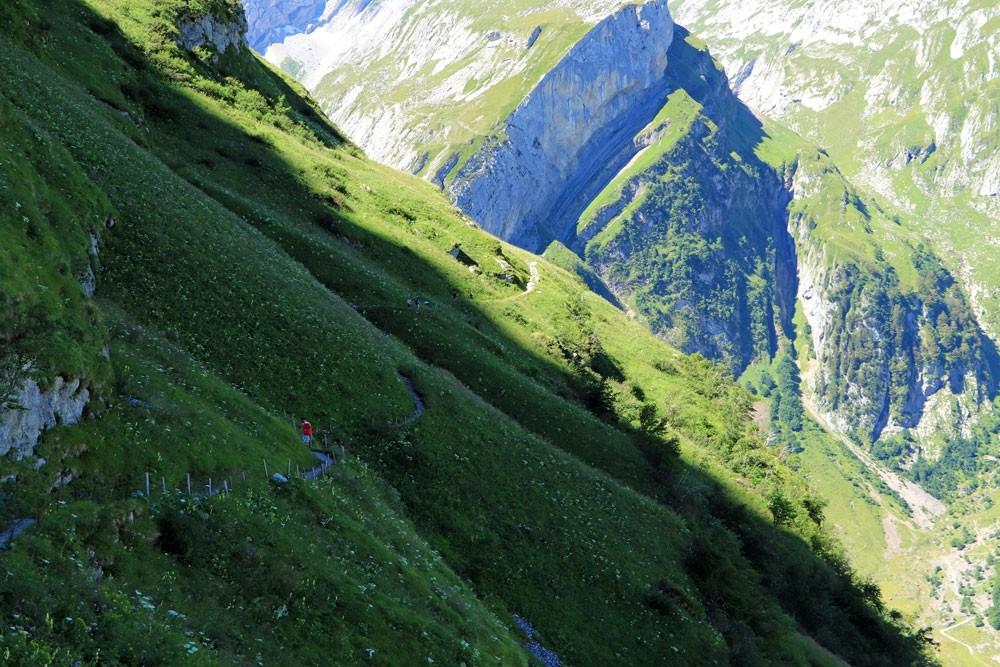 Alpstein Meglisalp