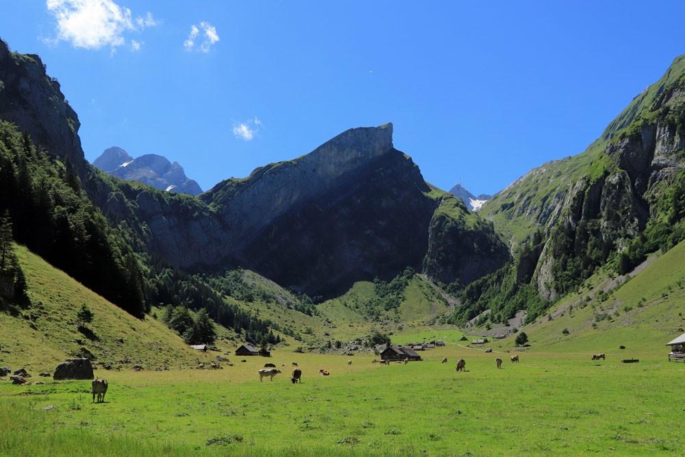 Alpstein Seealpsee