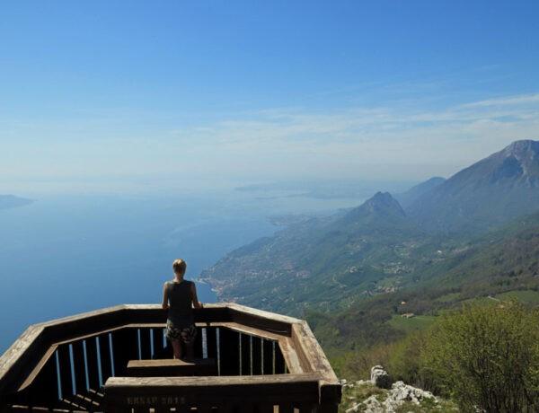 Uitzicht vanaf Cima Comer